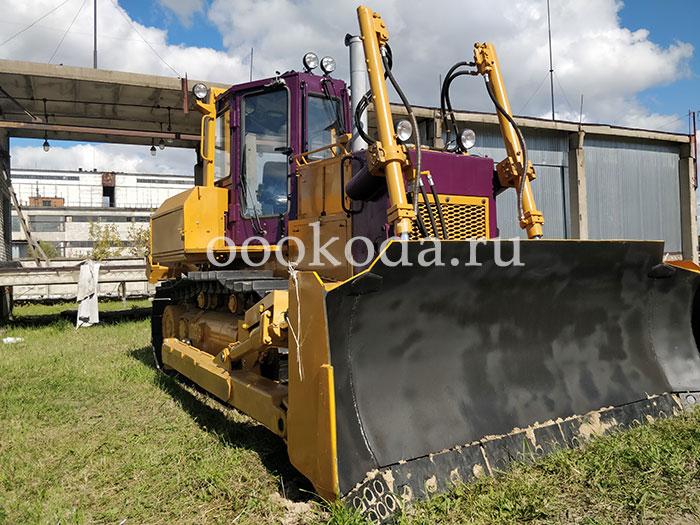 трактор т-9.01